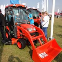 Agroshow 2014 nowości Kubota